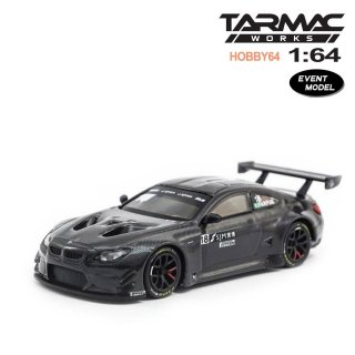 <img class='new_mark_img1' src='https://img.shop-pro.jp/img/new/icons1.gif' style='border:none;display:inline;margin:0px;padding:0px;width:auto;' />Tarmac Works 1/64 BMW M6 GT3 FIA GT World Cup Macau 2017 No18  限定モデル