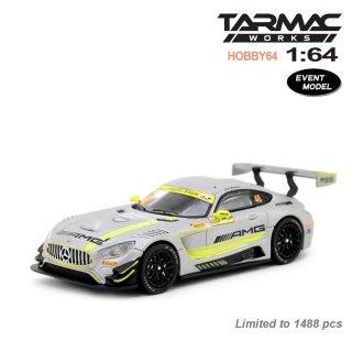 Tarmac Works 1/64 Mercedes-AMG GT3 Macau GT Cup FIA GT World Cup 2017 Winner 限定モデル