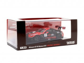 <img class='new_mark_img1' src='https://img.shop-pro.jp/img/new/icons1.gif' style='border:none;display:inline;margin:0px;padding:0px;width:auto;' />Tarmac Works 1/64 NISSAN GT-R NISMO GT3 eRacing Grand Prix 香港限定品