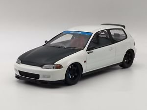<img class='new_mark_img1' src='https://img.shop-pro.jp/img/new/icons1.gif' style='border:none;display:inline;margin:0px;padding:0px;width:auto;' />otto 1/18 HONDA CIVIC EG6 SiR-II SPOON VERSION  香港限定