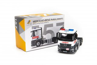 <img class='new_mark_img1' src='https://img.shop-pro.jp/img/new/icons1.gif' style='border:none;display:inline;margin:0px;padding:0px;width:auto;' />TINY 157 - Mercedes-Benz Antos Police Tractor (PD&TT)