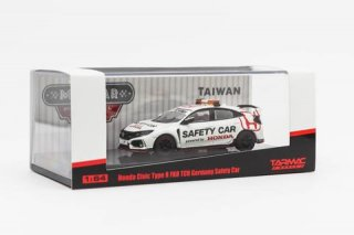 <img class='new_mark_img1' src='https://img.shop-pro.jp/img/new/icons1.gif' style='border:none;display:inline;margin:0px;padding:0px;width:auto;' />Tarmac Works 1/64 Honda Civic Type R FK8 TCR Safety Car MiniCar Festival Taiwan 2018 Exclusive
