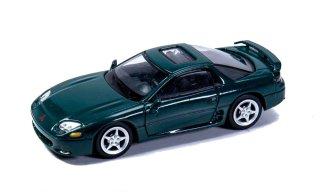 <img class='new_mark_img1' src='https://img.shop-pro.jp/img/new/icons1.gif' style='border:none;display:inline;margin:0px;padding:0px;width:auto;' />12月以降 予約 PARA64 1/64 Mitsubishi 3000GT GTO Panama Green Mica(LHD)左ハンドル