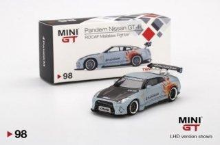 <img class='new_mark_img1' src='https://img.shop-pro.jp/img/new/icons1.gif' style='border:none;display:inline;margin:0px;padding:0px;width:auto;' />MINI GT 1/64 Pandem Nissan GT-R R35 GT Wing 台湾空軍花蓮飛行隊 台湾限定