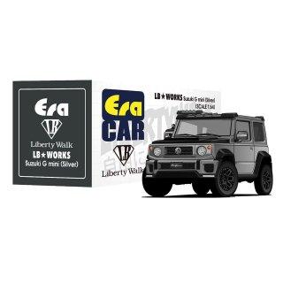 Era CAR 1/64 LB Works - Suzuki G mini SP Edition シルバー