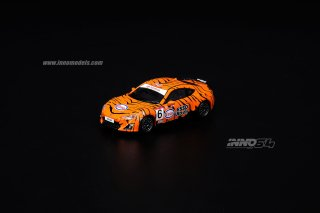 "INNO64 1/64 TOYOYA GT86 #6 ""ESSO ULTRON TIGER"" Goodwood Festival of Speed 2015"