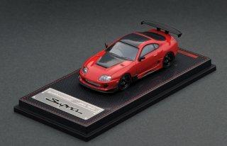 ignition model 1/64 Toyota Supra (JZA80) RZ Red