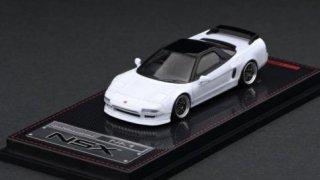 8月予約 ignition model 1/64 Honda NSX  (NA1) Pearl White
