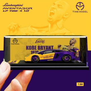 <img class='new_mark_img1' src='https://img.shop-pro.jp/img/new/icons1.gif' style='border:none;display:inline;margin:0px;padding:0px;width:auto;' />TIME MODEL 1/64 Lamborghini Aventador LP700-4 Kobe Bryant