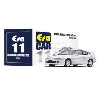 7月入荷 Era CAR 1/64 ホンダ インテグラ DC2 タイプR ホワイト