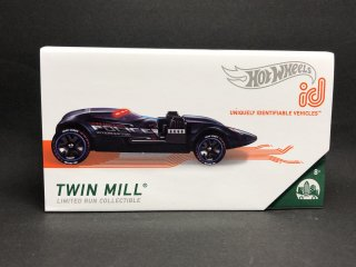 <img class='new_mark_img1' src='https://img.shop-pro.jp/img/new/icons1.gif' style='border:none;display:inline;margin:0px;padding:0px;width:auto;' />HOT WHEELS id CUSTOM TWIN MILL POLICE