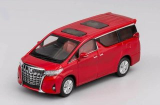 <img class='new_mark_img1' src='https://img.shop-pro.jp/img/new/icons1.gif' style='border:none;display:inline;margin:0px;padding:0px;width:auto;' />GCD 1/64 TOYOTA ALPHARD 2019 レッド