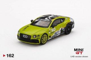 <img class='new_mark_img1' src='https://img.shop-pro.jp/img/new/icons1.gif' style='border:none;display:inline;margin:0px;padding:0px;width:auto;' />10月以降予約 MINI GT 1/64 Bentley Continental GT 2019 Pikes Peak International Hill Climb 左ハンドル(LHD)