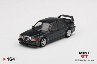 <img class='new_mark_img1' src='https://img.shop-pro.jp/img/new/icons1.gif' style='border:none;display:inline;margin:0px;padding:0px;width:auto;' />10月以降予約 MINI GT 1/64 Mercedes-Benz 190E 2.5-16 Evolution II DTM Black LHD(左ハンドル)