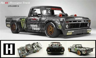 hpi64 1/64 Ford Performance Hooligan Truck Monster Toyo Tires #43 ケンブロック