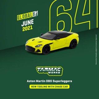 <img class='new_mark_img1' src='https://img.shop-pro.jp/img/new/icons12.gif' style='border:none;display:inline;margin:0px;padding:0px;width:auto;' />Tarmac Works 1/64 Aston Martin DBS Superleggera Yellow Metallic