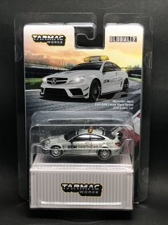 Tarmac Works 1/64 Mercedes-Benz C 63 AMG Coupe Black Series DTM Safety Car チェイスカー 無塗装 在庫1個のみ