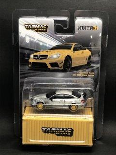 <img class='new_mark_img1' src='https://img.shop-pro.jp/img/new/icons1.gif' style='border:none;display:inline;margin:0px;padding:0px;width:auto;' />Tarmac Works 1/64 Mercedes-Benz C63 AMG Black Series Yellow チェイスカー 無塗装 在庫1個のみ