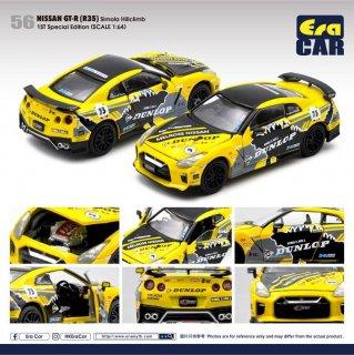 <img class='new_mark_img1' src='https://img.shop-pro.jp/img/new/icons1.gif' style='border:none;display:inline;margin:0px;padding:0px;width:auto;' />9月以降予約 Era CAR 1/64 56 Nissan GT-R (R35) Nismo 2020 Simola Hillclimb