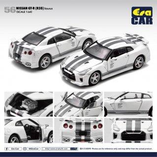 <img class='new_mark_img1' src='https://img.shop-pro.jp/img/new/icons1.gif' style='border:none;display:inline;margin:0px;padding:0px;width:auto;' />9月以降予約 Era CAR 1/64 56 Nissan GT-R (R35) Nismo 2020 Saurus