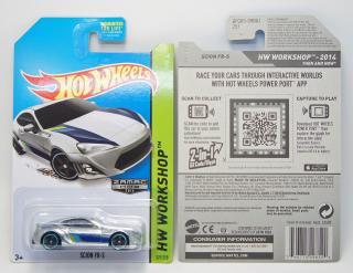 HW 2014 SION FR-S ZAMAC ウォルマート限定モデル トヨタ 86