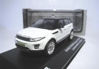 <img class='new_mark_img1' src='https://img.shop-pro.jp/img/new/icons1.gif' style='border:none;display:inline;margin:0px;padding:0px;width:auto;' />Triple9×Premium X 1/43 Range Rover Evoque 5Doors White