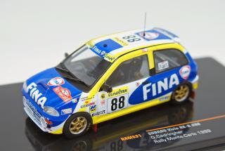 IXO 1/43 SUBARU VIVIO RX-R #88 Rally Monte-carlo 1999