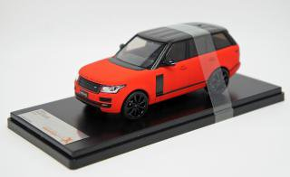 Premium X 1/43  RANGE ROVER 2013 Red matt W/Black pack