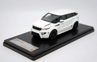 <img class='new_mark_img1' src='https://img.shop-pro.jp/img/new/icons1.gif' style='border:none;display:inline;margin:0px;padding:0px;width:auto;' />Premium X 1/43  RANGE ROVER EVOQUE perpare by ONYX 2012