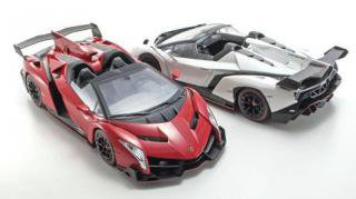 <img class='new_mark_img1' src='https://img.shop-pro.jp/img/new/icons1.gif' style='border:none;display:inline;margin:0px;padding:0px;width:auto;' />京商 1/18 LAMBORGHINI VENENO ROADSTER