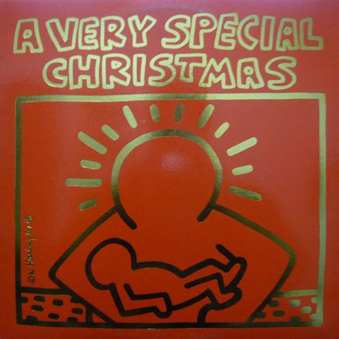 A Very Special Christmas.V A A Very Special Christmas Lp Vinyl Cycle Records