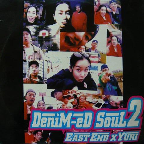 East End 215 Yuri Denim Ed Soul 2 2lps Vinyl Cycle Records