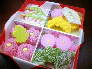 四季の茶心(小)