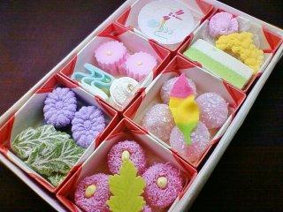 亀廣脇オリジナル||四季の茶心(小箱)