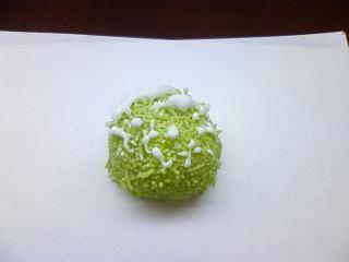 「松の雪(求肥製)」5個入り