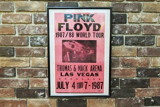 1987-88's ��Pink Floyd�� World Tour Lasvegas ������ơ����ݥ�����
