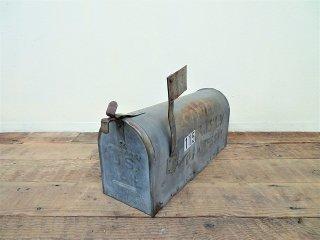 1950's ヴィンテージ U.S.MAIL 郵便ポスト/シルバー