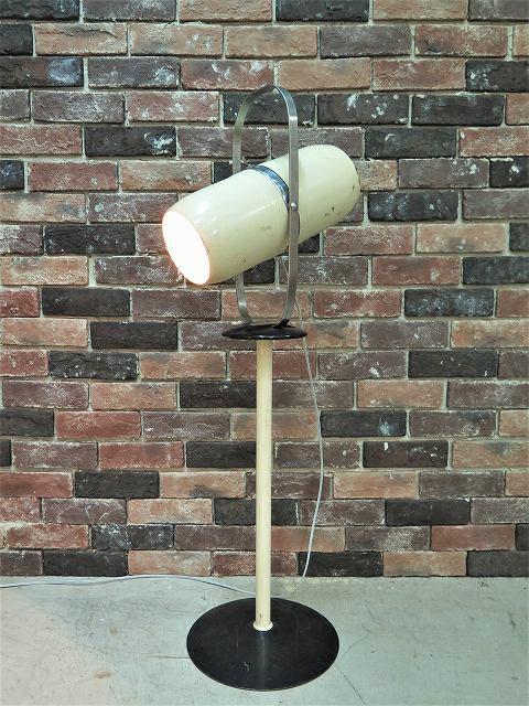 1950-60's Westinghouse社製 スポットフロアランプ