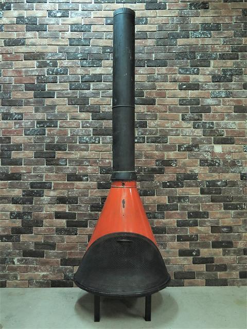 1950-60's ヴィンテージ ミッドセンチュリー ファイヤープレイス