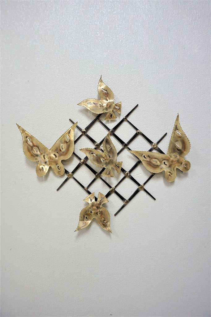 1950-60's ヴィンテージ オールドネイルアート ウォールデコ