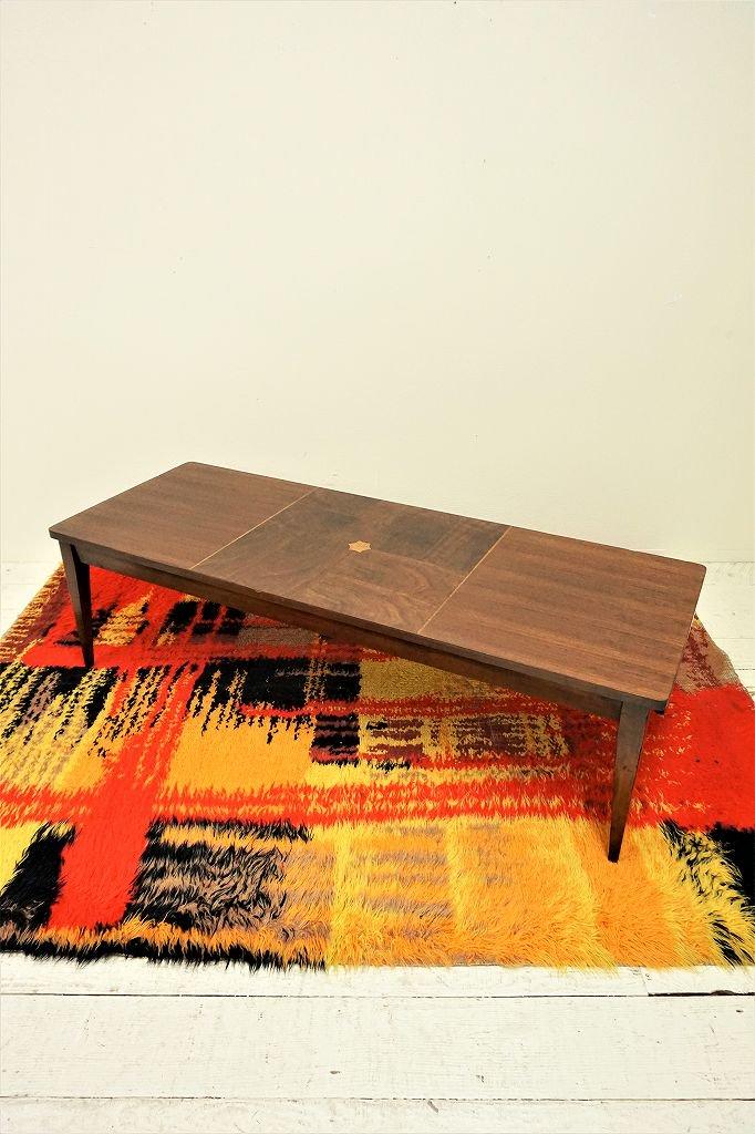 1950-60's Mersman社製 ヴィンテージ ローテーブル