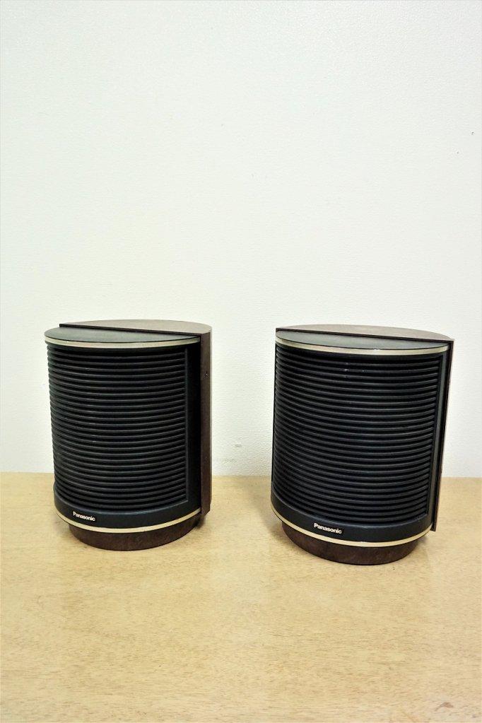 1970's ヴィンテージ Panasonic社製 スピーカー セット