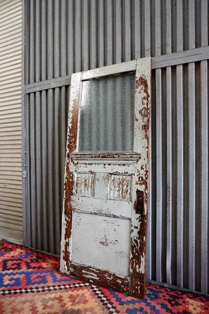 ヴィンテージ ペイント ウッドドア※近畿圏内のみの販売
