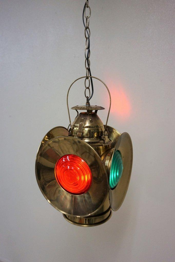 ヴィンテージ Handlan社製 シグナルランプ