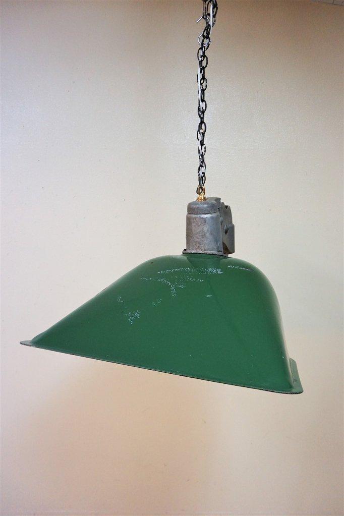 1920-40's Benjamin社製 ヴィンテージ インダストリアルランプ