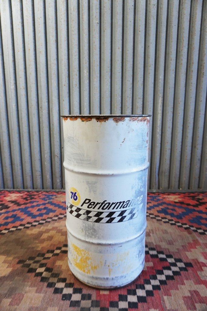 ヴィンテージ 76 オイル缶
