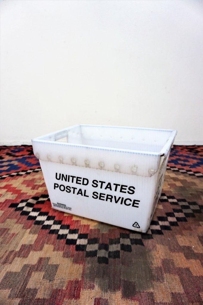 ヴィンテージ US ポストボックス�(複数在庫有り)