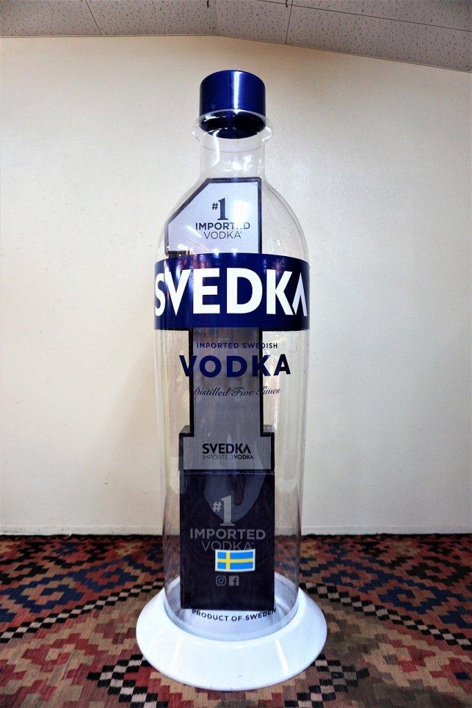 SVEDKA ボトルデザイン オーナメント
