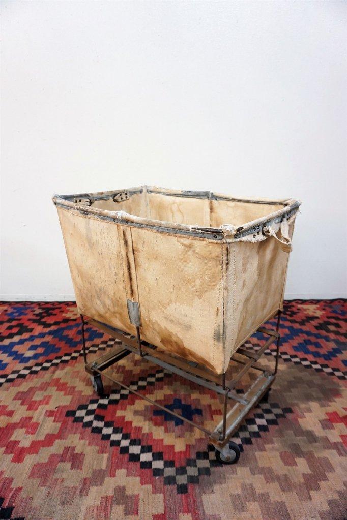 1950-60's ヴィンテージ ランドリーカート