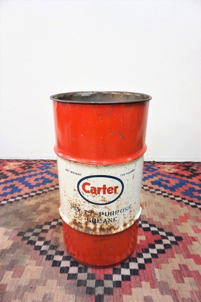 ヴィンテージ CARTER オイル缶